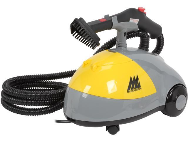 Refurbished Mcculloch Mc1275 Heavy Duty Canister Steam Cleaner