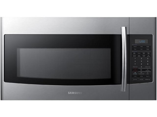 Samsung 1 700 Watts Microwave 1100 Output 8 Cu Ft Over