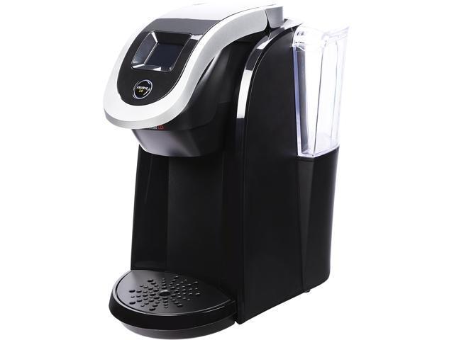 keurig k250 2.0 coffee brewing system, black - newegg.ca