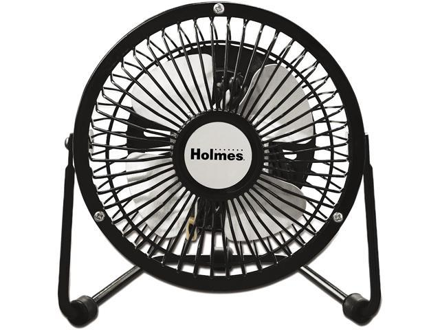 Mini High Velocity Personal Fan One Speed Black