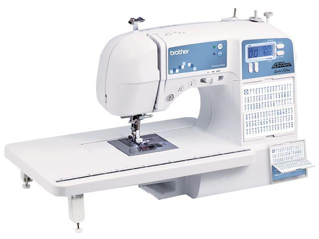 Brother XR40PRW Project Runway Limited Edition Computerized Sewing Fascinating Brother Xl2600i Sewing Machine Australia
