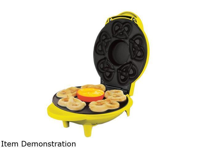 Smart Planet Spm 2 Yellow Super Pretzel Soft Pretzel Maker Newegg Com