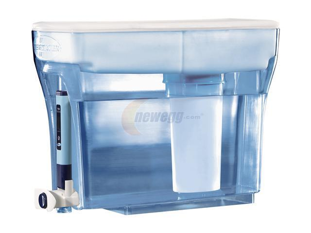 Zero Water Zd 018 23 Cup Dispenser With Free Tds Meter Newegg Com