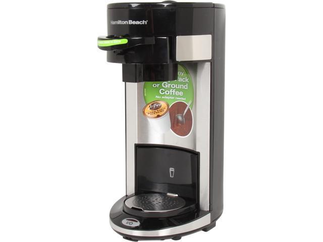 Hamilton Beach 4995r Flexbrew Single Serve Coffeemaker