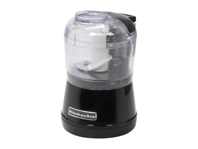 Kitchenaid Kfc3511ob Onyx Black 3 5 Cup Food Chopper 2 Speeds