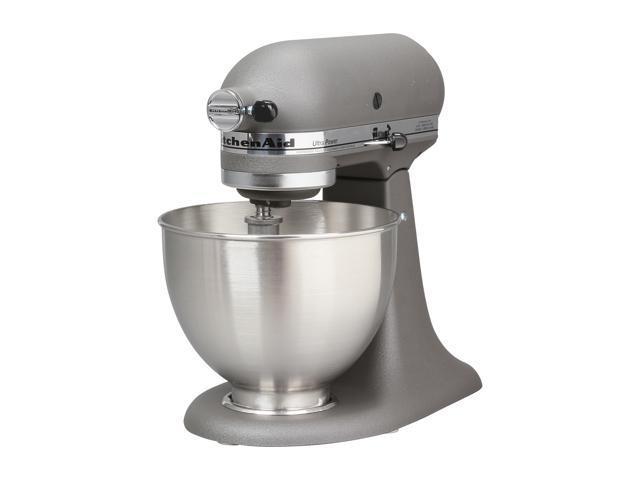 KitchenAid KSM95GR Ultra Power Tilt-Head Stand Mixer Gray - Newegg.com