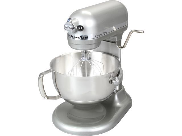 Fabulous Kitchenaid Kv25Mexcu Professional 550 Plus 5 5 Qt Stand Mixer Bowl Lift Contour Silver Newegg Com Download Free Architecture Designs Remcamadebymaigaardcom