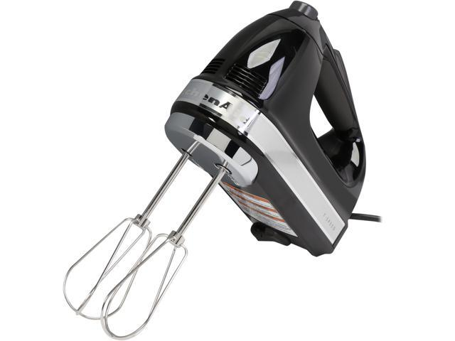 7383c2de959 KitchenAid KHM7211QOB 7-Speed Hand Mixer Onyx Black - Newegg ...