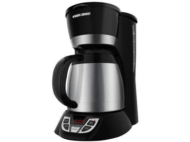 Black And Decker Thermal Coffee Maker  Cup Reviews