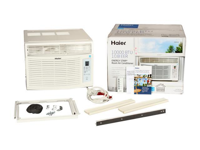 Haier ESA410K 10,000 Cooling Capacity (BTU) Window Air Conditioner with  Remote Control - Newegg ca