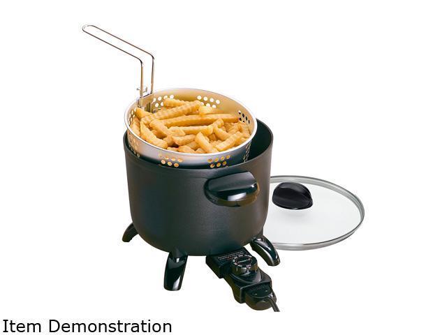 presto 06006 black kitchen kettle multi cooker steamer newegg com rh newegg com presto kitchen kettle multi-cooker steamer parts presto kitchen kettle multi-cooker steamer reviews