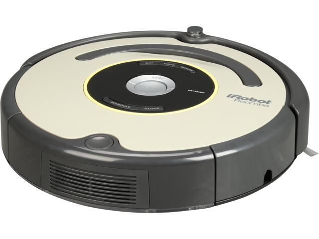 Refurbished: iRobot R650020 Roomba 650 Vacuum Cleaning Robot - Black and  White - Newegg com