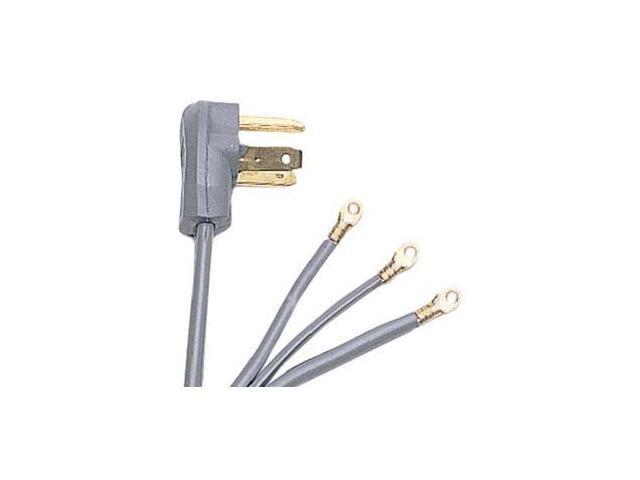 Certified Appliance 90-1028 3-Wire Dryer Cord (10 ft) - Newegg.com