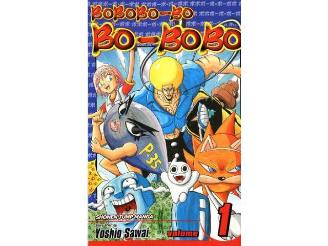 Sj Edition Bobobo Bo Bo Bobo