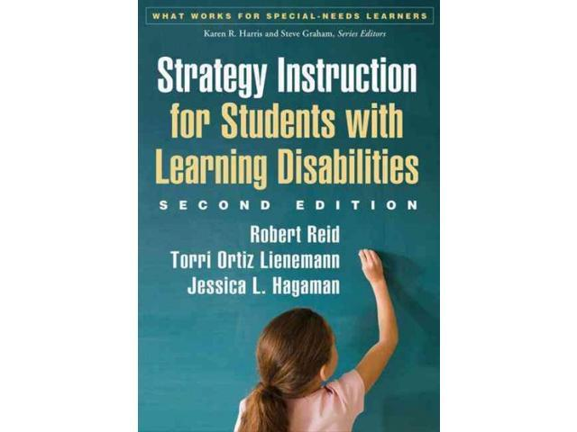 Strategy Instruction For Students With Learning Disabilities What