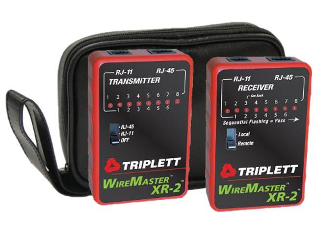 Triplett 3254 WireMaster XR-2 - Lan Cable Test Sets - Newegg.com