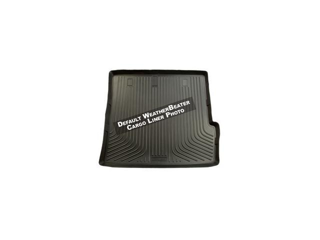 Husky Liners 48891 WeatherBeater Black Trunk Liner