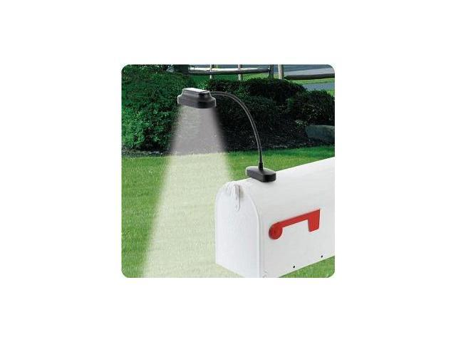 Set Of 2 14 Inch Solar Ed Mailbox Light