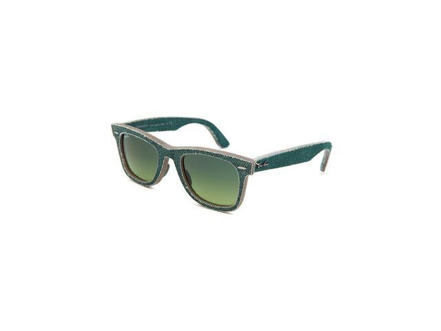 2e01276814 Ray-Ban Rb2140-1166-3M Wayfarer Denim Green Sunglasses ...