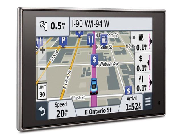 Garmin Nuvi Map Update >> Garmin Nuvi 3597lmthd 5 0 Gps Navigation W Lifetime Map Traffic Update Newegg Com