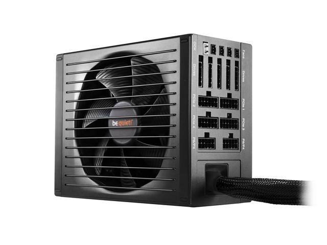 be quiet! Dark Power Pro 11 550W ATX 12V 80 Plus Platinum Modular Power Supply – Silent Wings 3 Fan