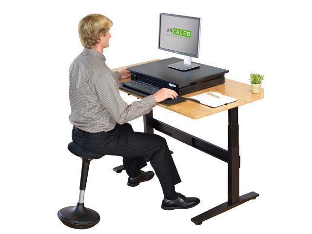 Wobble Stool Standing Desk Balance, High Office Chair For Standing Desk