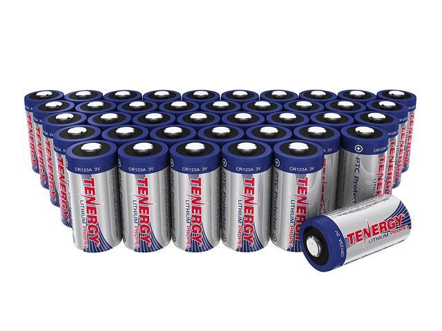 Tenergy Propel 3v Cr123a Lithium Battery High Performance