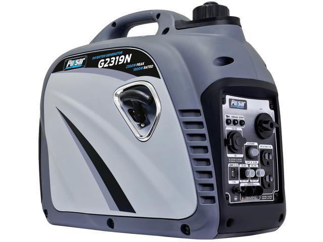 Pulsar 2300 Peak Watt Digital Inverter Generator With 80cc OHV Engine  G2319N - Newegg com