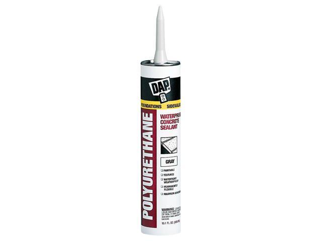 Dap Concrete Gray Door Window Amp Siding Sealant 18814