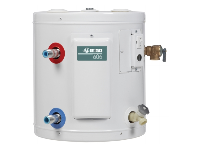 Reliance 10 Gallon Electric Water Heater 6 Somsk