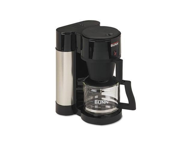 Bunn O Matic Nhs 10 Cup Professional Home Coffee Brewer Stainless Steel
