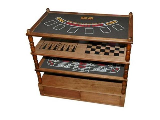CHH 9029 9 In 1 Combo Game Table Set