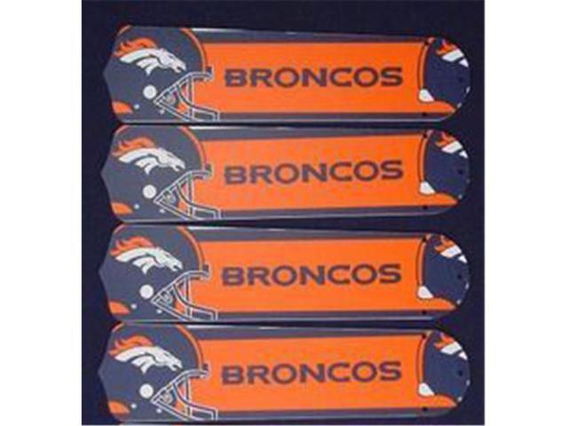 Ceiling Fan Designers 52set Nfl Den Denver Broncos Football 52 In