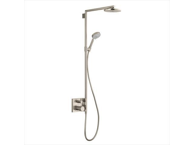Hansgrohe 27192821 Raindance S 180 Shower System In Brushed Nickel
