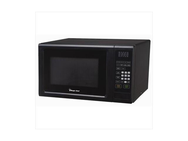 Ft Microwave White 1000W Countertop Oven MCM1310W 1.3 cu.ft Magic Chef Cu
