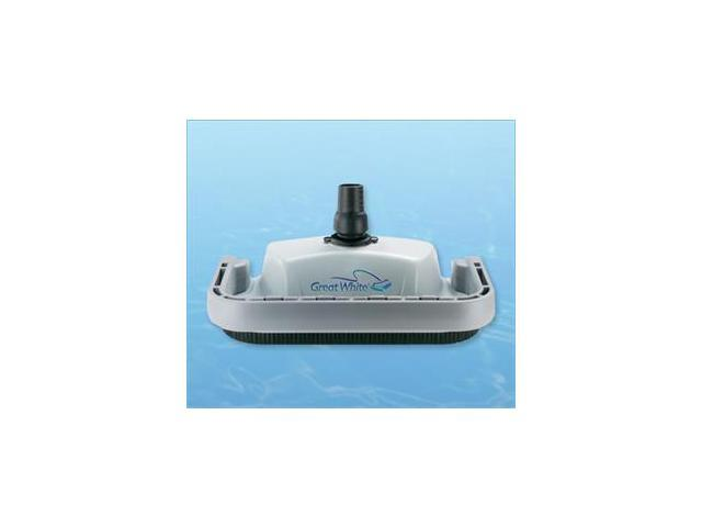 Pentair Gw9500 Great White In Ground Pool Cleaner Newegg Com