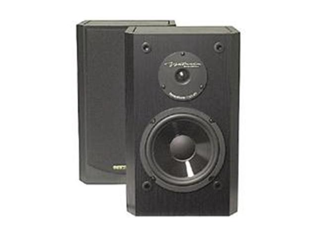 BIC America 6 Inch 2 Way Shielded 150 Watt Bookshelf Speakers DV 62SIB