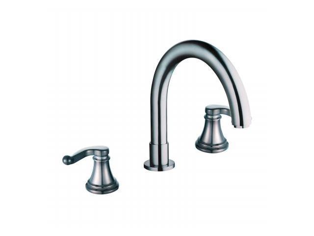 Yosemite Home Decor Yp28rt Bn Two Handle Widespread Tub Faucet Brushed Nickel