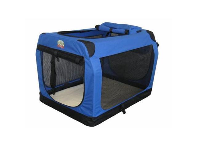 Go Pet Club AC28 28 in. Blue Soft Portable Pet Carrier - Newegg.com 3d5e5a891bc0