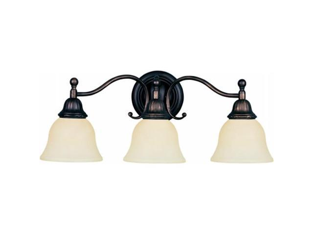Beachcrest Home Gotha 3 Light Vanity Light Reviews: Maxim Lighting 11058SVOI Soho 3-Light Bath Vanity