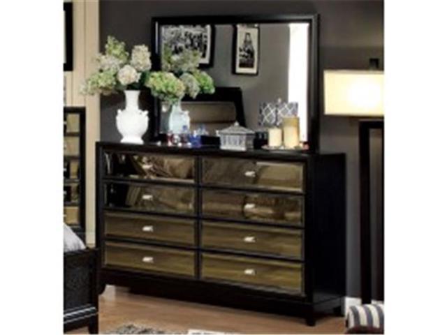 . Furniture Of America IDF 7295M Golva Contemporary Mirror   Newegg com