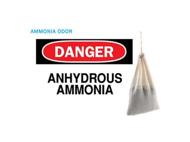AMMOSORB Reusable Ammonia Smell Removal Deodorizer Pouch ...