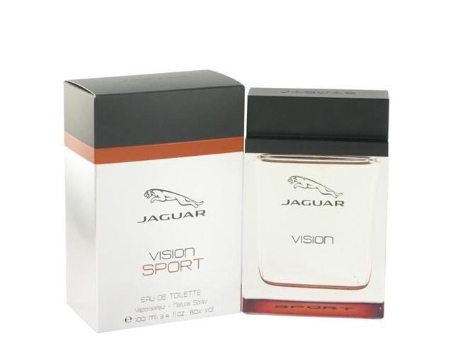 jaguar vision sport by jaguar 3 4 oz eau de toilette spray. Black Bedroom Furniture Sets. Home Design Ideas