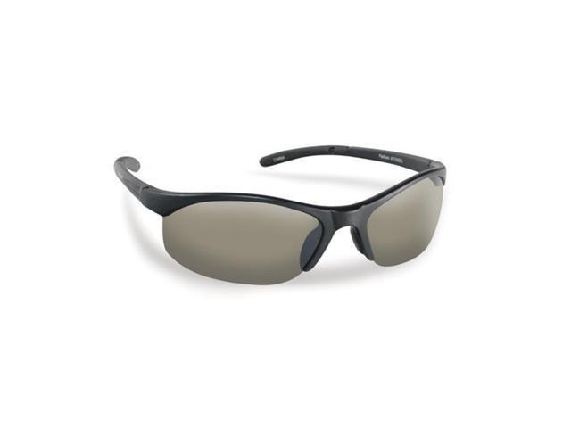 Flying Fisherman 7793BS Bristol Polarized Sunglasses, Black Frames ...