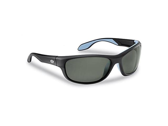 Flying Fisherman 7824BS Cayo Polarized Sunglasses, Matte Black ...