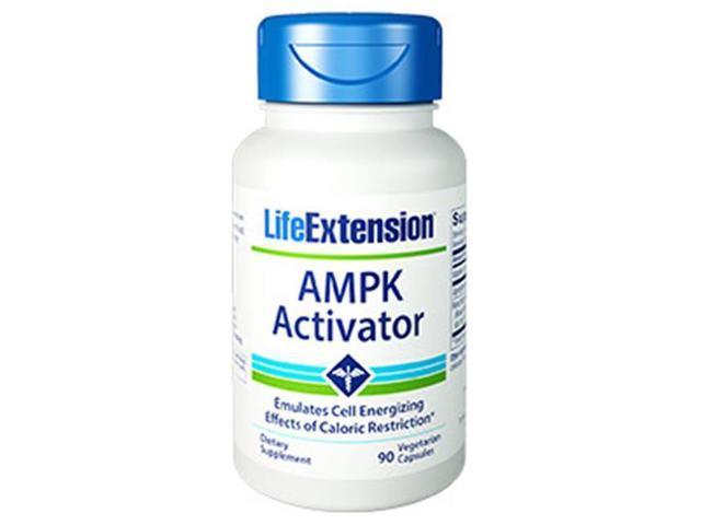 life extension ampk activator 90 veggie caps