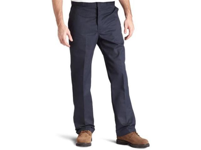 Dickies 8038dn 30 30 Mens Cell Phone Pocket Work Pant Dark Navy
