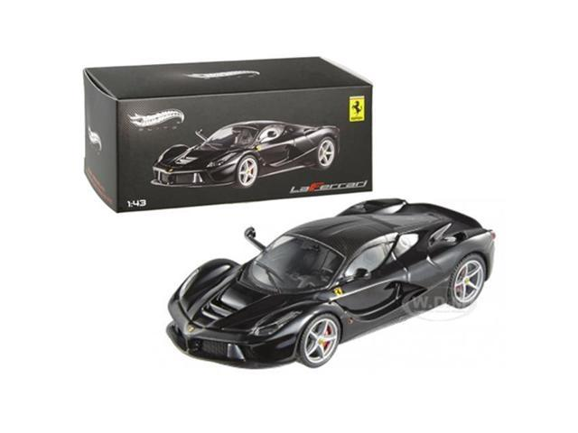 Hot Wheels Bct84 Ferrari Laferrari F70 Hybrid Elite Black 1 43