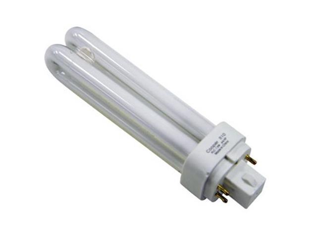 Cooper Lighting Plc13w 13w White 4 Pin Replacement Compact Fluorescent Lamp Bulb Newegg
