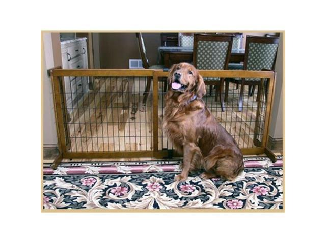 392d140566b Carlson 2870 Freestanding 28 in. Tall EXTRA WIDE Pet Gate ...